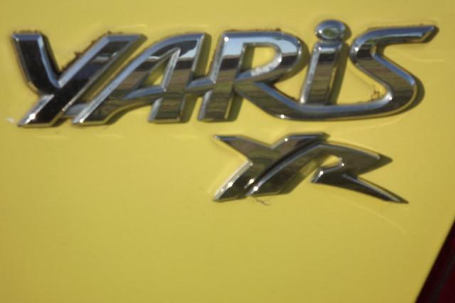 2010 Toyota Yaris NCP90R YR Hatch