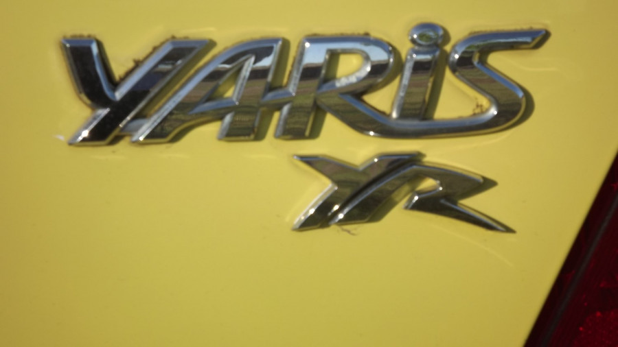 2010 Toyota Yaris NCP90R YR Hatchback Image 9