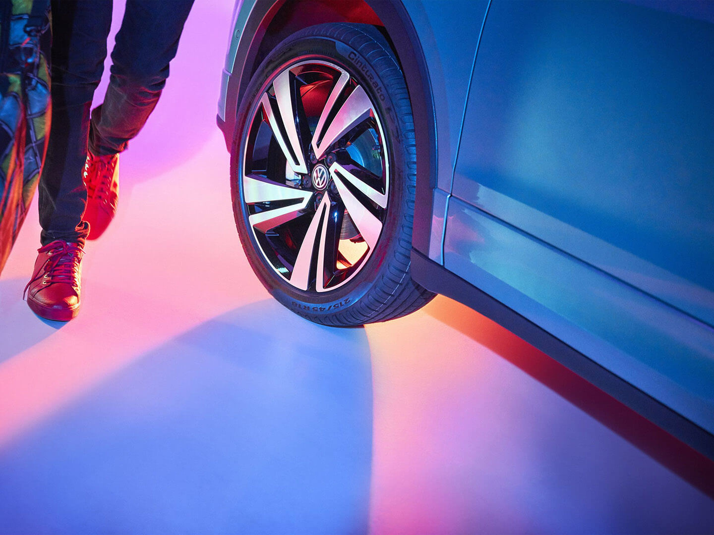 Stand out from the pack Wheels Image