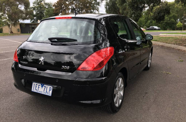 2009 Peugeot 308 XSE TURBO Hatchback