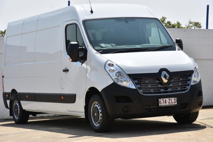 2019 Renault Master LWB L3H2 2.3L T/D 110kW 6Spd Auto Van