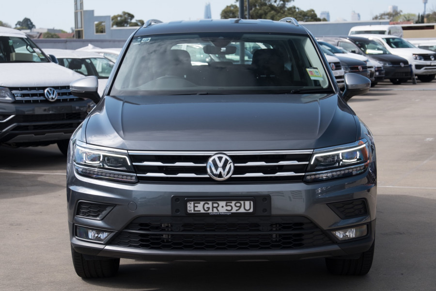 2019 MY20 Volkswagen Tiguan 5N  110TSI Allspace Suv Image 4