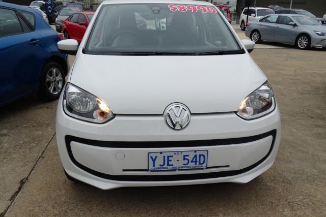 2012 Volkswagen Up! Up! 3 Door