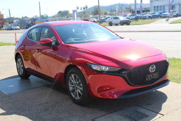 2021 Mazda 3 BP G20 Pure Hatch Image 3