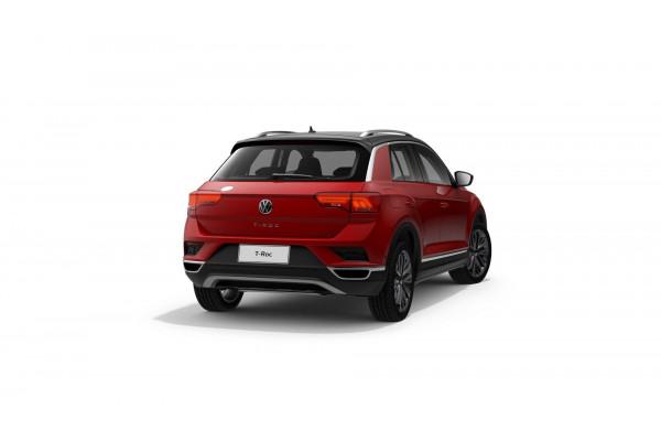 2021 Volkswagen T-Roc A1 110TSI Style Wagon Image 5