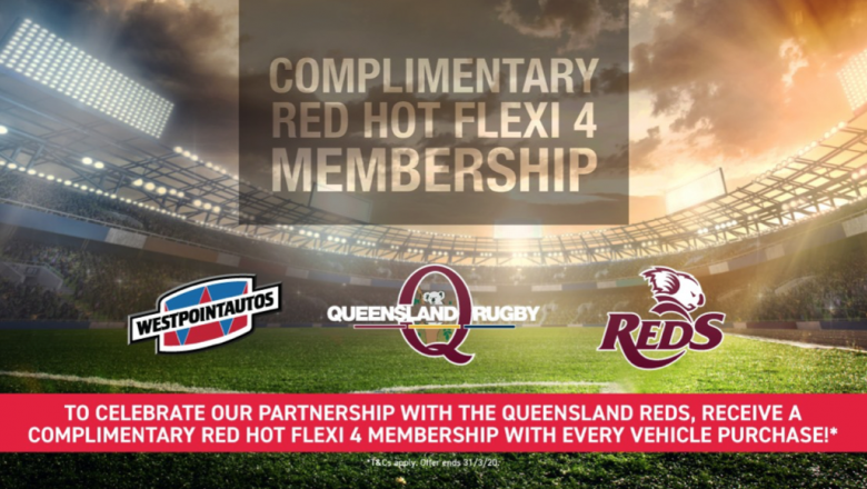 Receive a FREE Red Hot Flexi 4 Membership with every new vehicle purchase!