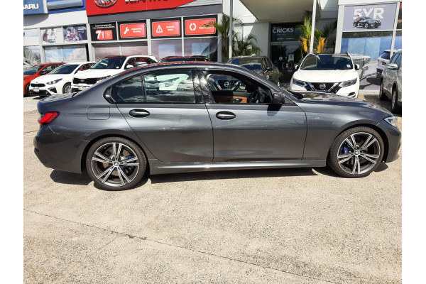 2021 BMW 3 Series G20 330i M Sport Sedan Image 4