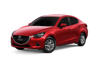 Mazda 2 Maxx Sedan DL Series