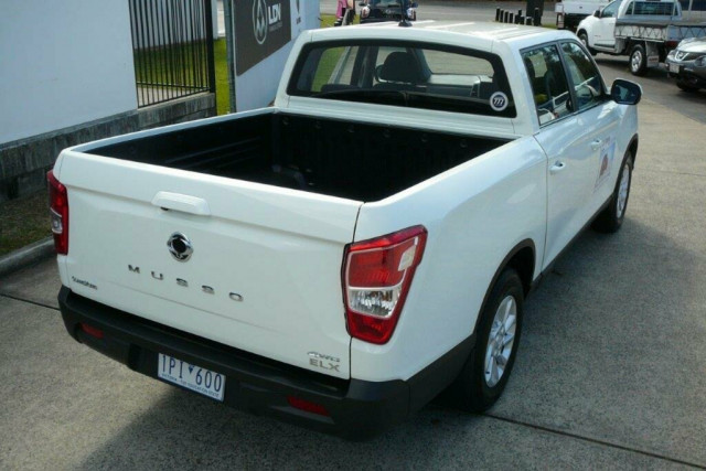 2019 SsangYong Musso XLV Ultimate Plus 5 of 20