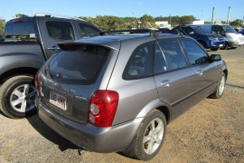 2003 Mazda 323 BJ II-J48 ASTINA Hatchback Image 3