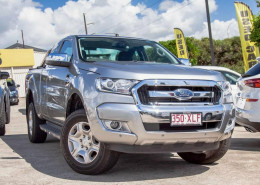 Ford Ranger XLT 3.2 (4x4) PX MkII MY17