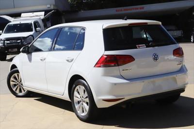 2016 Volkswagen Golf 7 MY17 92TSI Comfortline Hatchback Image 4