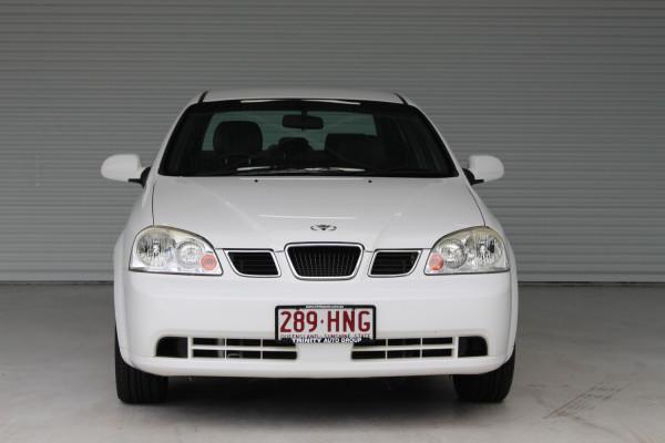 2003 Daewoo Lacetti J200 J200 Sedan