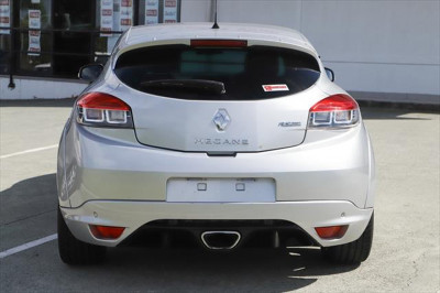 2013 Renault Megane III D95 R.S. 265 Cup Coupe Image 4