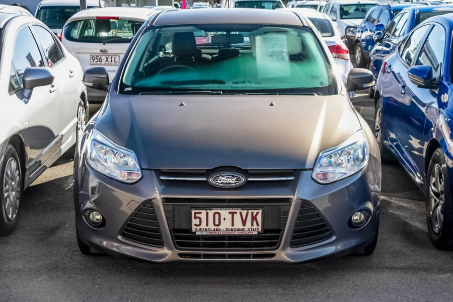 2014 Ford Focus LW MKII Trend Hatchback