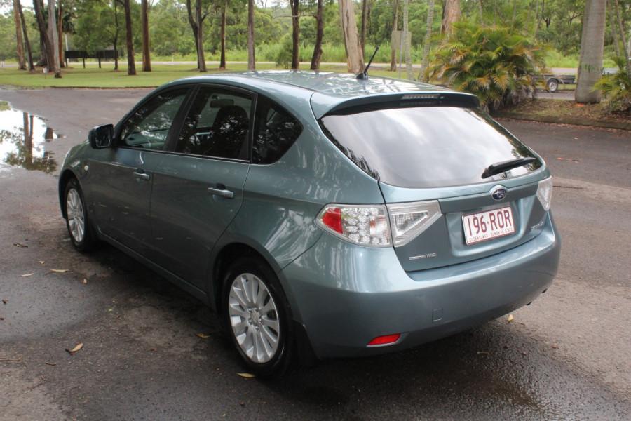 2011 Subaru Impreza G3  R Special Ed Hatchback Image 6