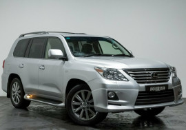 Lexus LX570 Sports Luxury URJ201R MY10
