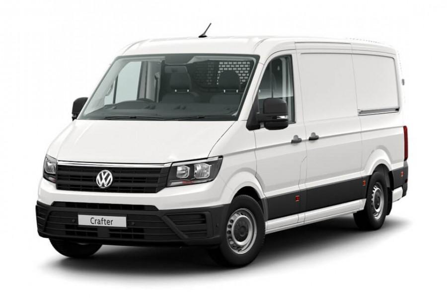 2019 Volkswagen Crafter SY1 MWB Van Image 1