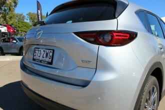 2019 Mazda CX-5 KF4WLA Akera SKYACTIV-Drive i-ACTIV AWD Suv Image 5