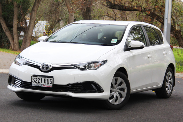2018 MY17 Toyota Corolla ZRE182R Ascent Hatch Hatchback