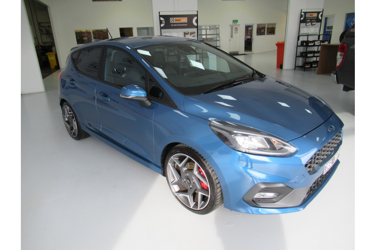2019 MY20.25 Ford Fiesta WG 2020.25MY ST Hatchback