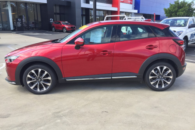 2018 Mazda CX-3 DK sTouring Fwd wagon Image 3