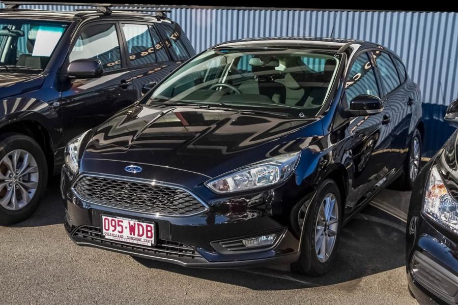 2015 Ford Focus LZ Trend Hatchback