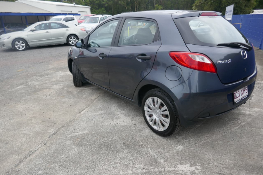 2008 Mazda 2 DE Hatch Hatchback