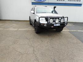 Nissan Pathfinder 550 R51  Ti