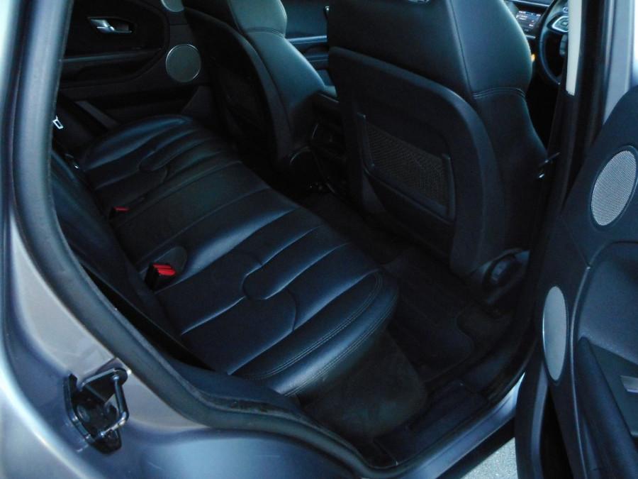 2012 Land Rover Range Rover Evoque L538  Si4 Pure Wagon