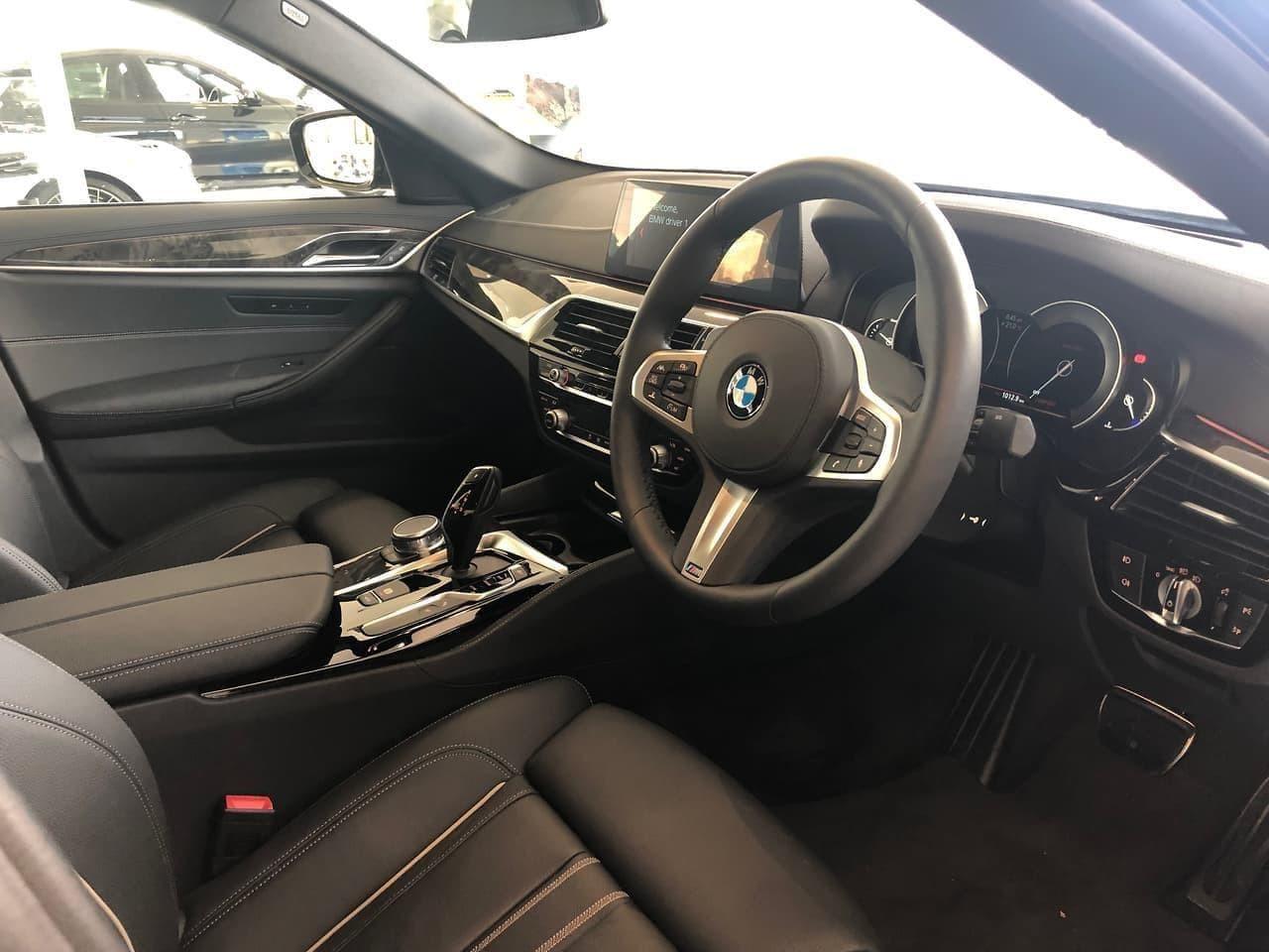 2018 BMW 5 Series G30 M Sport Sedan