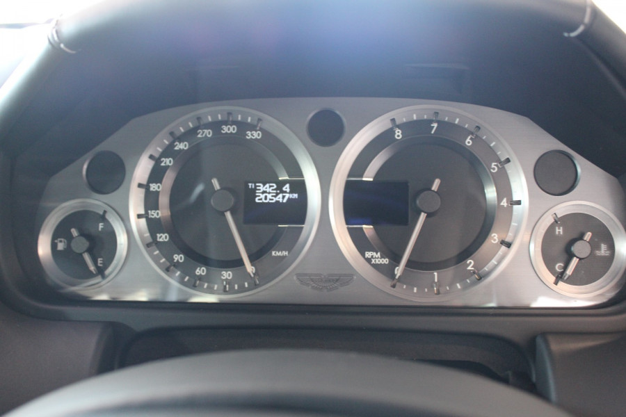 2010 Aston martin V8 MY10 Vantage Coupe Image 13