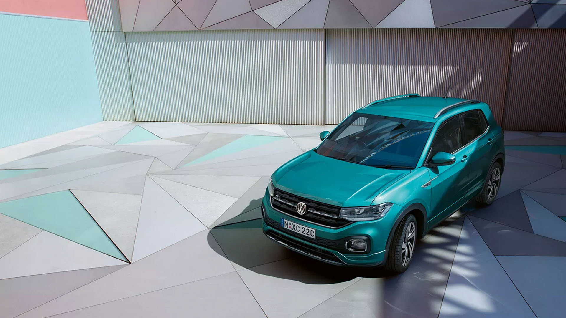 The new T-Cross Image