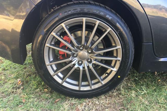 2012 MY13 Subaru Impreza G3 MY13 WRX Hatch Image 2