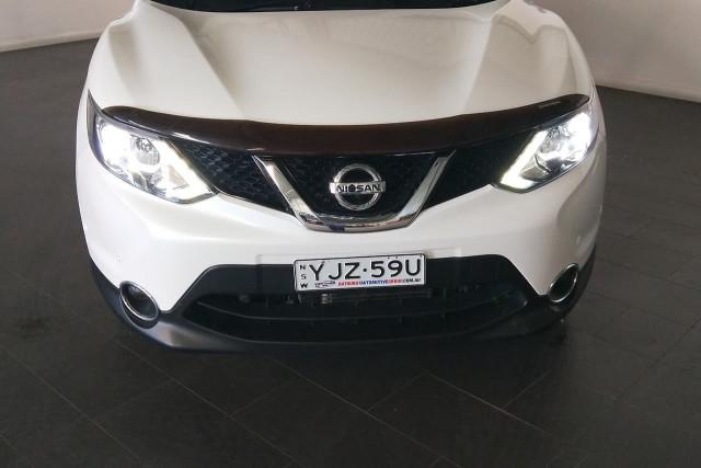 2015 Nissan QASHQAI J11 Ti Suv Image 2