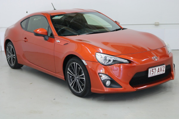 2012 Toyota 86 ZN6 GTS Coupe Image 3