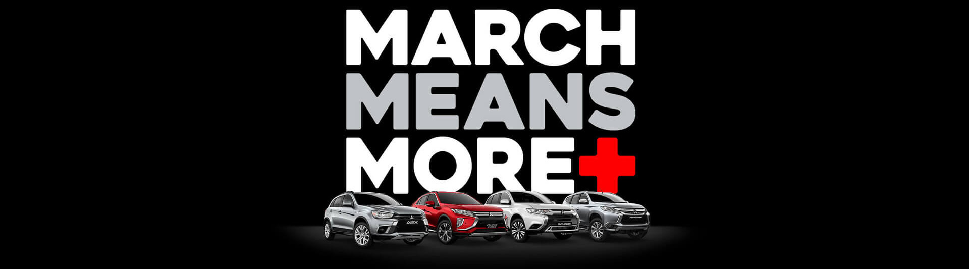 Mitsubishi Offers - March 2019