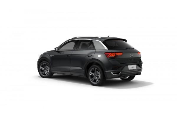 2021 Volkswagen T-Roc A1 140TSI Sport Wagon Image 3