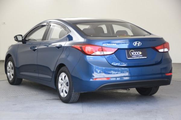 2013 Hyundai Elantra MD2 Active Sedan Image 3