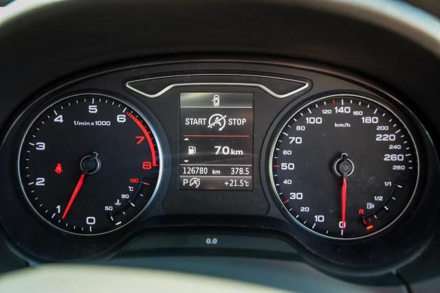 2015 Audi A3 8V MY15 Attraction Hatchback Image 13