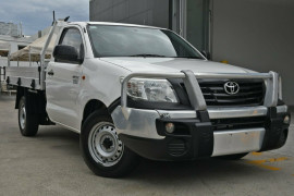 Toyota Hilux Workmate 4x2 TGN16R MY14