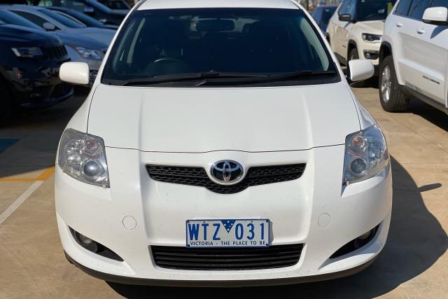 2008 Toyota Corolla Conquest
