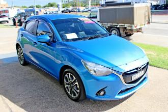 2015 Mazda Mazda2 DJ2HAA Genki Hatchback Image 4