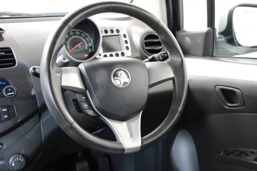 2010 MY11 Holden Barina Spark MJ MY11 CDX Hatch Image 9