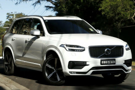 Volvo XC90 D5 R-Design (AWD) L Series