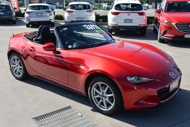 2016 Mazda Mx-5 ND Convertible Image 5