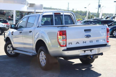 2018 Ford Ranger PX MkII MY18 XLS Utility Image 3