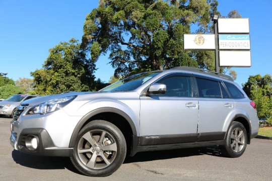 Subaru Outback 2.0D 4GEN MY14