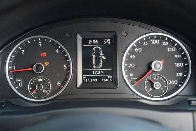 2011 Volkswagen Tiguan 5N MY12 103TDI Suv