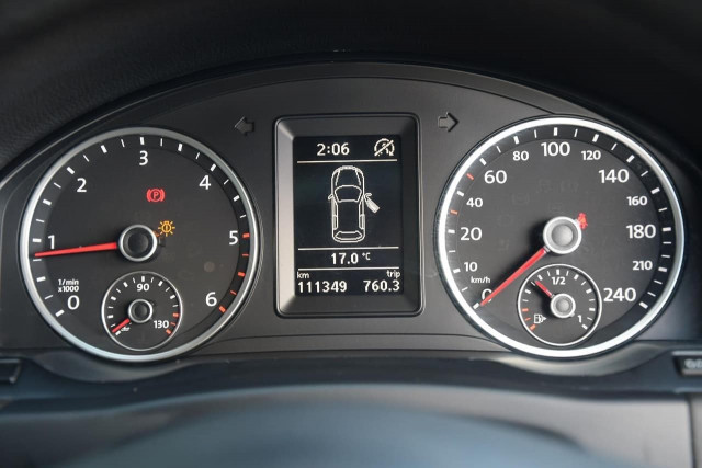 2011 Volkswagen Tiguan 5N MY12 103TDI Suv Image 17